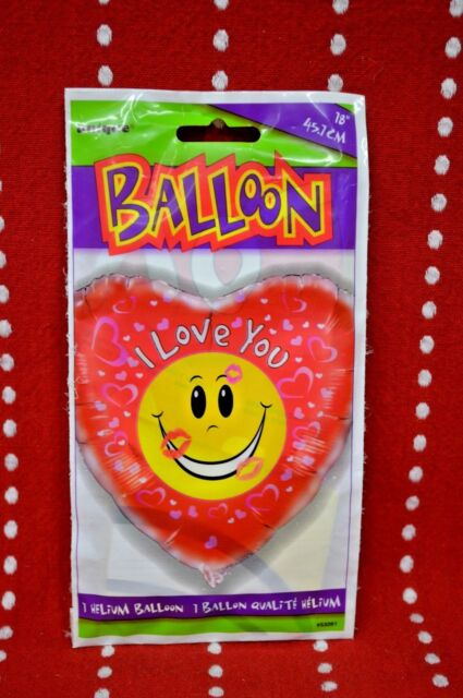 Wedding Valentines Day Pack of 12 Helium or Air Filled Anniversary and Party Decoration Engagement Gift Surprise Large Red Heart shaped Romantic Love Foil Balloons 45 CM in Size