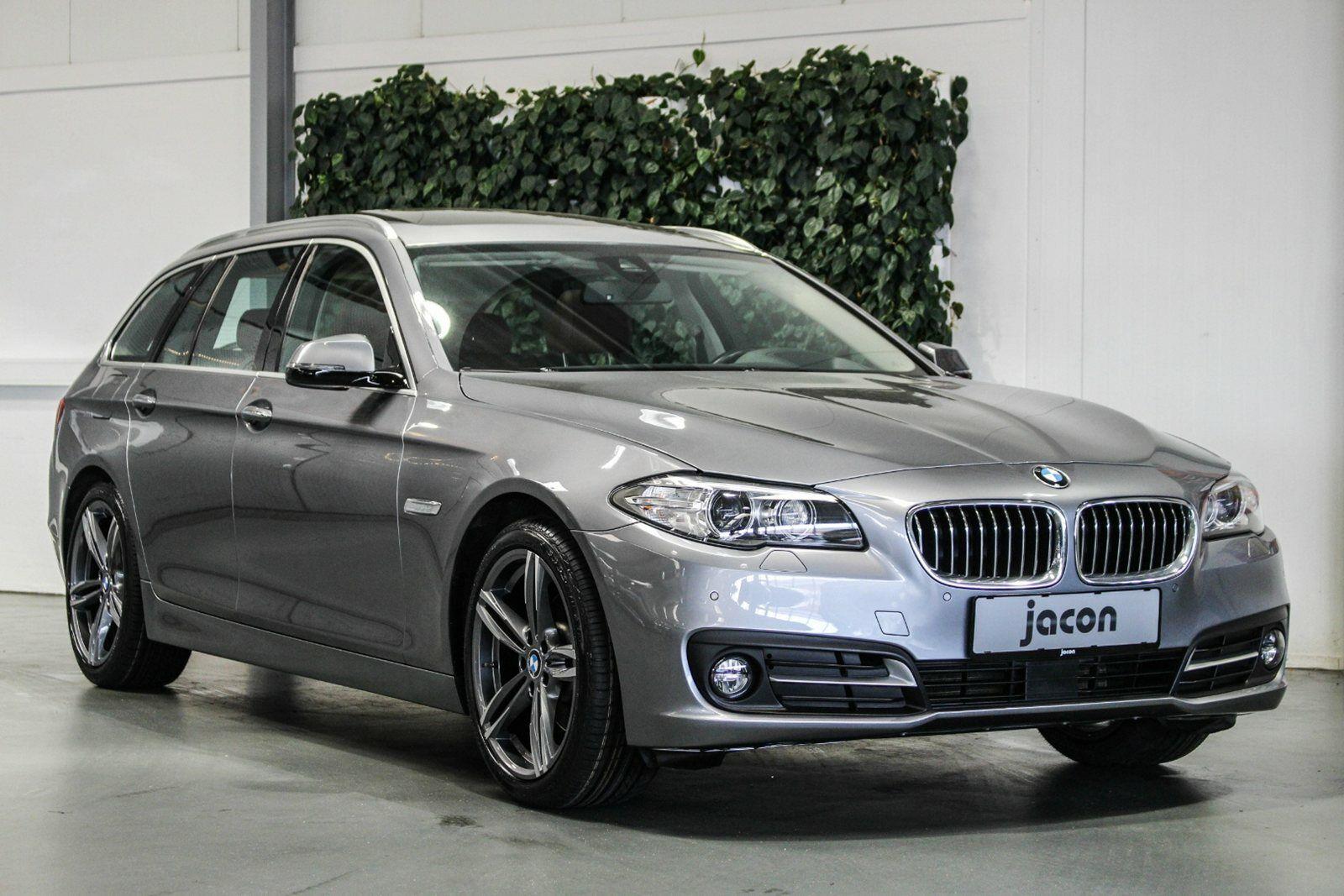 BMW 520d 2,0 Touring aut. 5d - 469.900 kr.