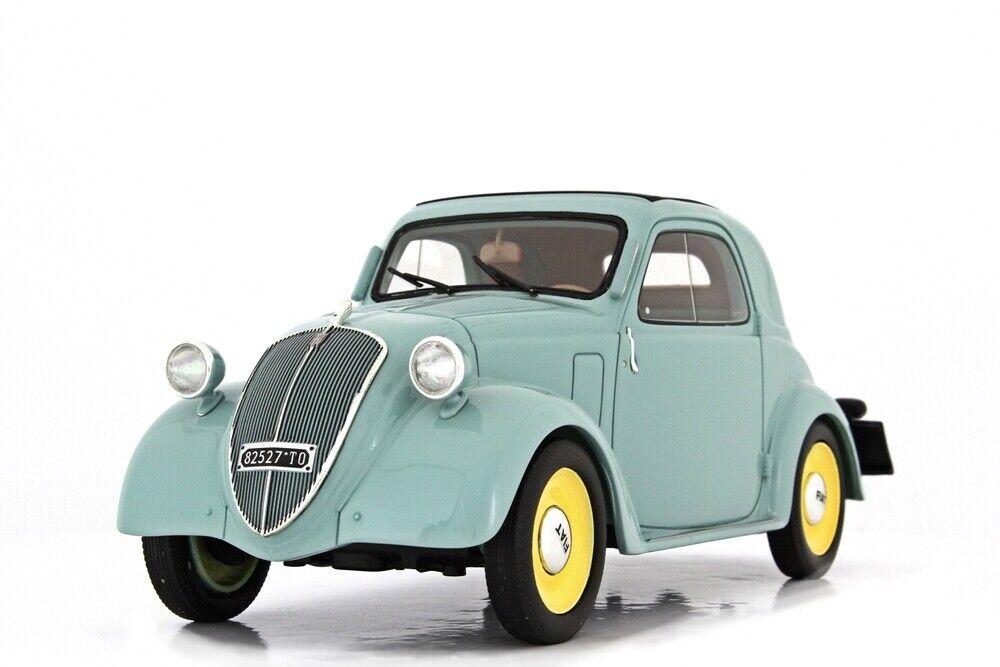 Fiat 500 B  Topolino  trasformabile 1 18 lm114b resin Model laudoracing-models