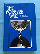 THE FOREVER WAR - FIRST EDITION REVIEW COPY SIGNED BY JOE HALDEMAN