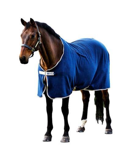 Horseware Ireland Mio Fleece Cooler Sheet Cross Surcingles Lightweight
