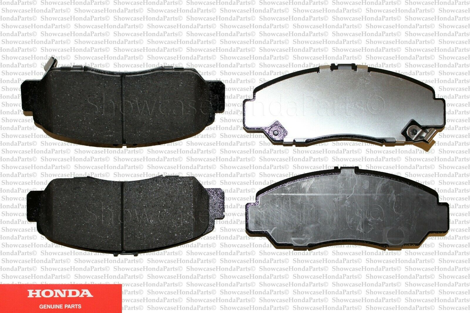 2016-2020 Civic Grease,Shims,Pads Genuine Honda OEM Front Brake Pad Kit Fits
