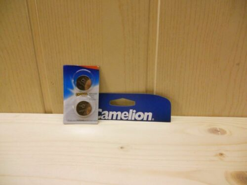 Haushalt Kleingeräte MHD 2024 2X Camelion CR2016 Lithium Batterie Knopfzelle