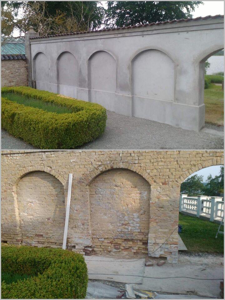 Rørenovering og andet byggeri