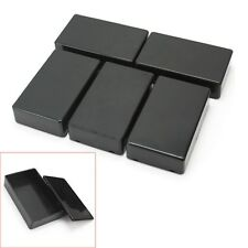 5Pcs Plastic Electronic Project Box Enclosure Instrument Case 100x60x25mm OW