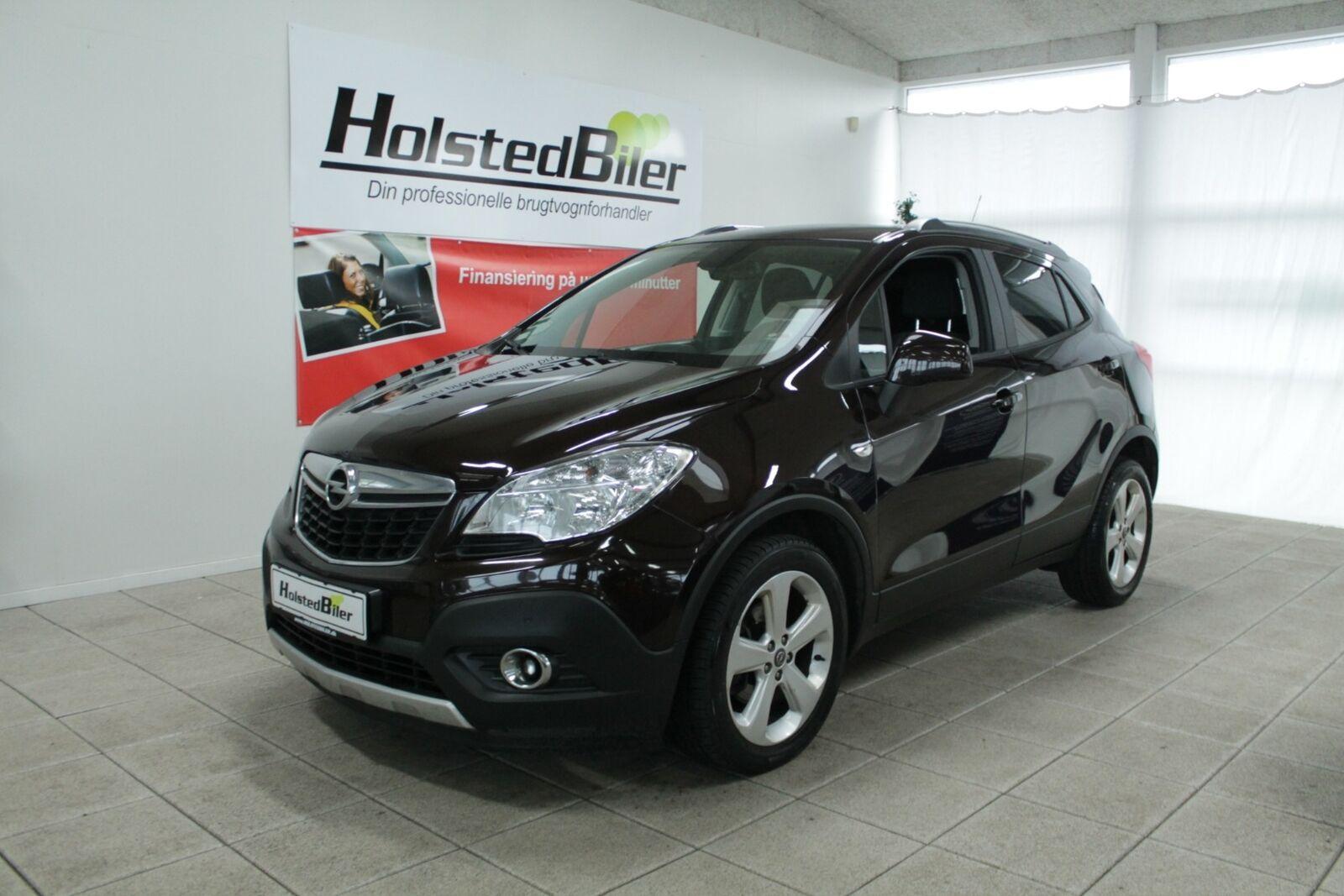 Opel Mokka 1,7 CDTi 130 Enjoy eco 5d - 106.800 kr.