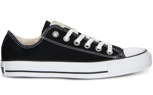 6053233cac485f Converse Chuck Taylor All Star Ox SNEAKERS Unisex Black M9166 4 Men  6 Women