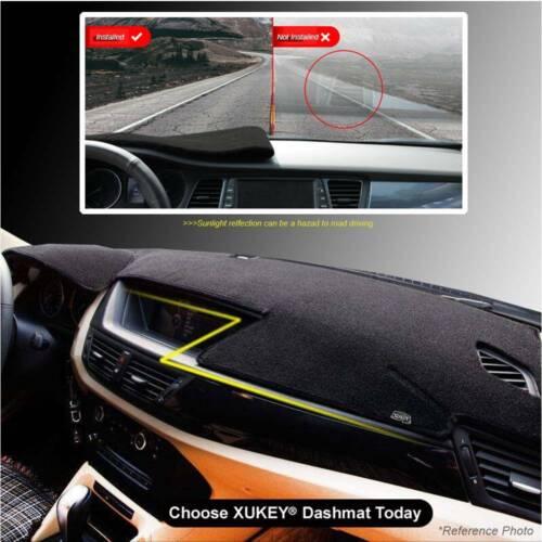 Dash Cover Mat Dashmat For Mitsubishi Triton L200 MQ MR GLX GLS GLR 2016-2020