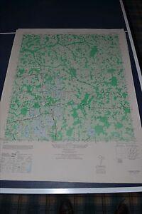 1940 S Army Topo Map Odessa Florida 4440 Ii Ne Ebay