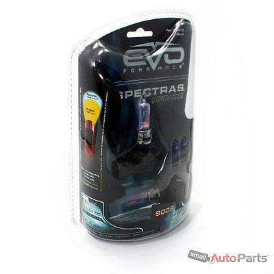 2) Xenon Blue 9005 Car-Truck Headlight Bulbs 8000K +2 Free Ultra-White T10 Bulbs