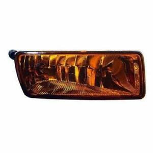 2007-2010 Ford Explorer Fog Light Passenger Side Amber With Ironman Package High Quality Canada Preview