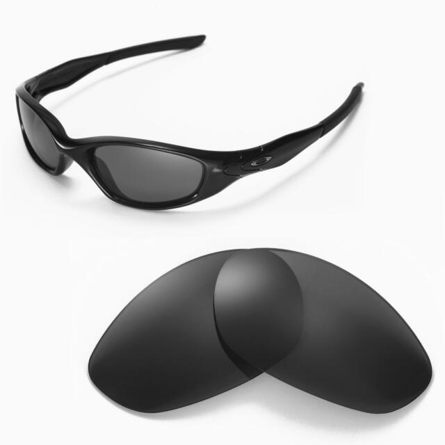 d2f9bff7635 WL Polarized Black Replacement Lenses for Oakley Minute 2.0 Sunglasses