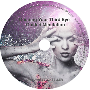 OPENING-YOUR-THIRD-EYE-CD-GUIDED-MEDITATION-CD-NEW-AGE-PINEAL-GLAND