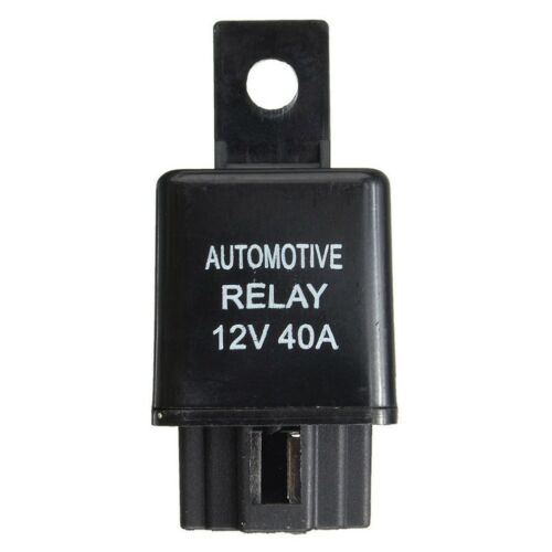 12V40A40 AMP Auto Auto Automotive Van Boot Bike 4 Pin SPST Alarmrelais NEUE HOT