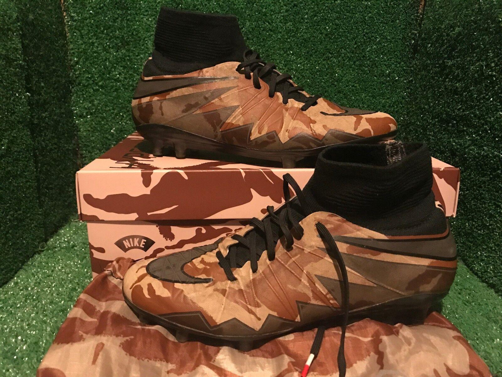 Nike Hypervenom Phanthom CAMO FG Tamaño del envase 42,5 9 8