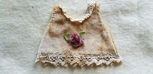 Roses-Samthemdchen-Shabbychic-For-Approx-7-7-8-9-13-16in-Bears-Or-Puppe