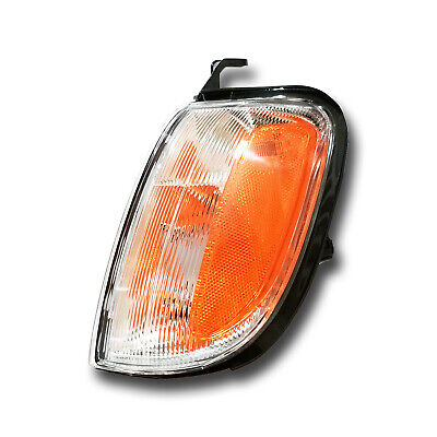 For 1998 1999 2000 Nissan Frontier Xterra Turn Signal Corner Light lamp Assembly Driver Left Side Replacement NI2520124