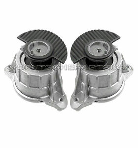 Mercedes W204 W212 Left Or Right Engine Mount Lemfoerder 204 240 43 17 NEW
