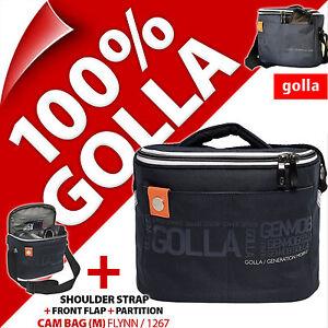 New-Golla-Camera-Case-Shoulder-Strap-Digital-SLR-DSLR-Cameras-Water-Resistant