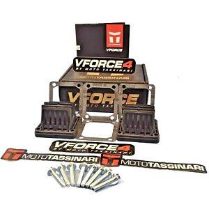 Neuf-Yamaha-Vforce-4-Valve-Systeme-YFZ350-1986-2006-Banshee-Roseau-Valve-Kit