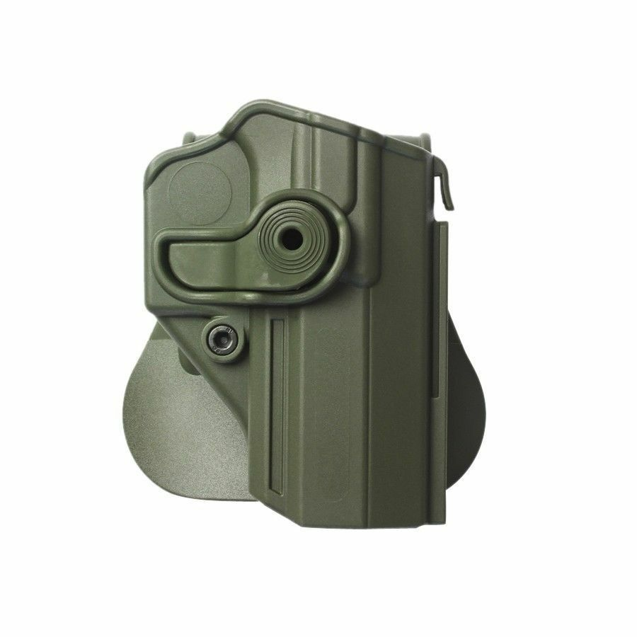 Z1300 IMI Defense Polymer Holster for Jericho/Baby Eagle PSL (9mm/.40) Grün Grün (9mm/.40) 80e119