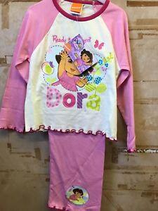 Age-3-4-Ans-DORA-L-039-EXPLORA-Pyjamas
