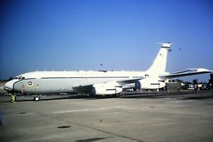 2-267-Boeing-C-137-United-States-Air-Force-10291-Kodachrome-SLIDE