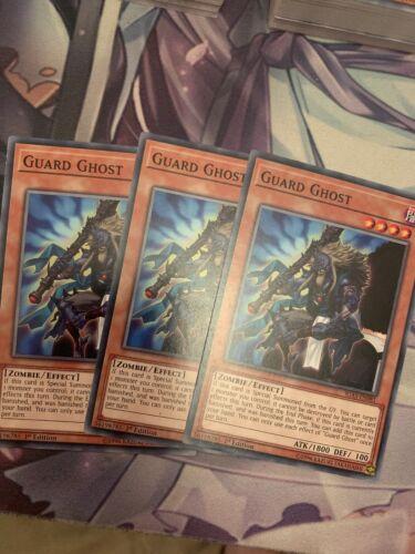 IGAS-EN081 Guard Ghost x3 1st Edition