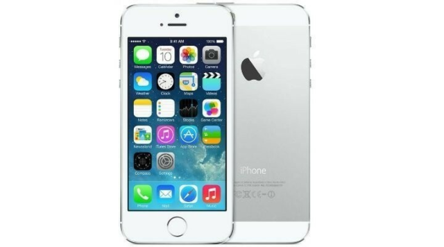 iPhone 5S, GB 16, hvid, God stand. Apple iPhone 5S 16GB…