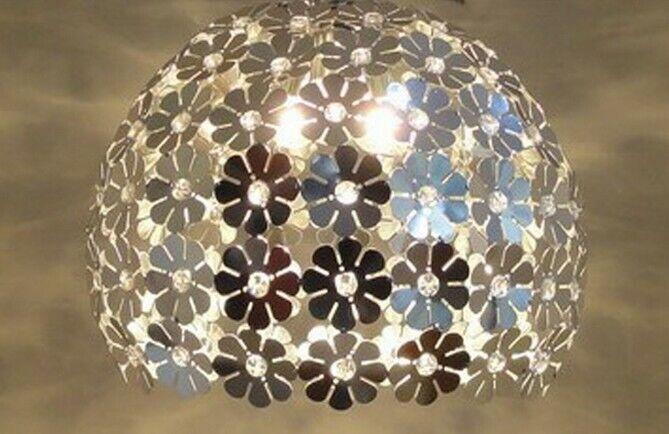 D531 European Diameter 40CM 1 Light Decoration Droplight Chandelier Lamp S