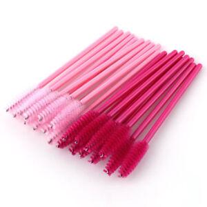 50-Pcs-Disposable-Eyelash-Mini-Brush-Mascara-Wands-Applicator-Spoolers-Makeup
