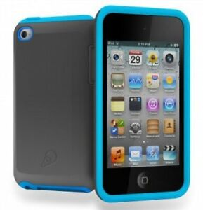 Cygnett-PC-and-Silicon-Case-for-iPod-touch-4G-Blue