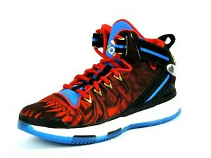 Adidas-D-ROSE-6-BOOST-J-AQ8231-Basketball-Sneakers-Red-Black-Boys-Shoes-Vintage