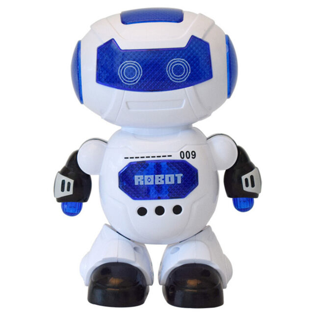 Toys For Girls Robot Kids Toddler 3 4 5 6 7 8 Year Old Age Girls Cool Toy Gift