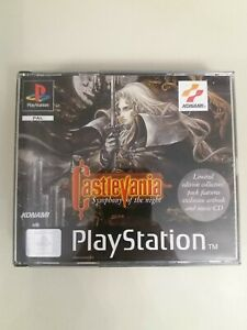 Castlevania-symphony-of-the-night-ps1-Special-Limited-Edition-Perfect-Condition