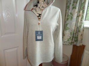 Regatta Coat Padded Warm Autumn Winter Light Vanilla UK Size 26 Plus Size BNWT