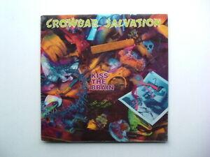 Mint-amp-Sealed-1989-CROWBAR-SALVATION-US-Vinyl-LP-Record-Garage-Rock-Punk