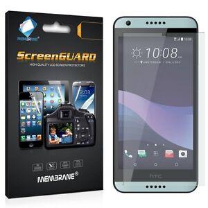 3-New-Brand-Membrane-Screen-Protectors-Protect-For-HTC-Desire-650