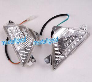 Front-Indicator-Turn-Signals-Blinker-Lens-For-Kawasaki-Ninja-300-amp-300-ABS-2013