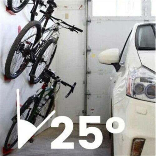 Bicycle Rack Wall Metal Hook Bicycle Mountain Bike Wall Bracket Road Vehicle Ti