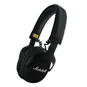 Marshall-Monitor-Bluetooth-Over-Ear-Kopfhoerer-schwarz-NEUWARE