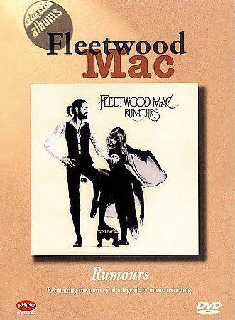 81ce23105c4 Classic Albums - Fleetwood Mac  Rumours (DVD