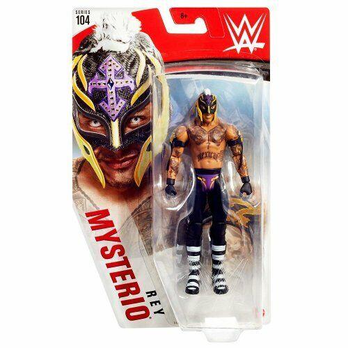 WWE Basic Wrestling Action Figure gamme Mattel CHOISISSEZ VOTRE FIGURE