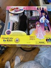 Creativity For Kids Designed By You Fashion Design Studio 30 Pieces For Sale Online Ebay
