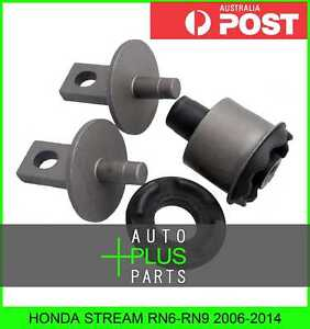 Fits-HONDA-STREAM-RN6-RN9-2006-2014-Rubber-Suspension-Bush-For-Rear-Arm