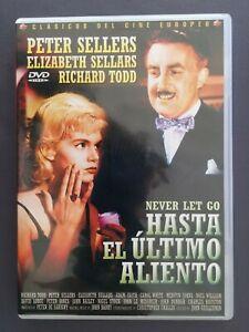 DVD-HASTA-EL-ULTIMO-ALIENTO-Richard-Todd-Peter-Sellers-E-Sellars-JOHN-GUILLERMIN