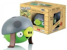 B-Ware: Gear 4 Angry Birds Helmet Pig, Docking Lautsprecher für iPod iPhone iPad