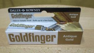 22ml-47-68-100ml-Goldfinger-Metall-Paste-Antique-Gold-Metallbronze