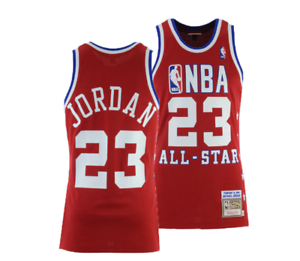 2408b319af1 NBA All Star Michael Jordan Mitchell & Ness 1989 Men's Authentic ...