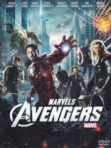 The-Avengers-Marvel-Studios-Dvd-Nuovo-Sigillato-Fuori-Catalogo